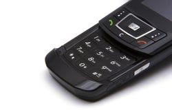 Detalle #01 del teléfono celular Fotografía de archivo