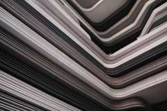 Detalle abstracto del edificio Imágenes de archivo libres de regalías