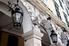 Detalle arquitectónico Fotos de archivo