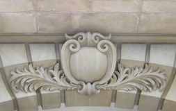 Detalle arquitectónico 3 foto de archivo