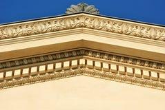 Detalle arquitectónico Fotografía de archivo libre de regalías