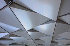 Detalle arquitectónico abstracto Imágenes de archivo libres de regalías
