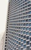 Detalle arquitectónico de un edificio moderno Imagen de archivo libre de regalías