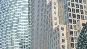 Detalle arquitectónico, World Trade Center Foto de archivo libre de regalías