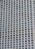 Detalle arquitectónico de un edificio moderno Foto de archivo libre de regalías