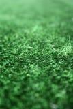 Detalle artificial de la hierba foto de archivo