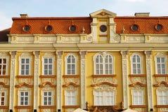 Detalle barroco del edificio Fotos de archivo libres de regalías