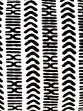 Detalle blanco y negro de la materia textil del alto contraste imágenes de archivo libres de regalías