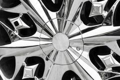 Detalle-borde de Sportcar Imágenes de archivo libres de regalías