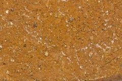 Detalle cerrado del ladrillo del fango Foto de archivo libre de regalías