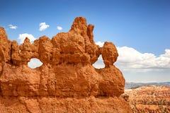 Detalle de Bryce Canyon Imagenes de archivo