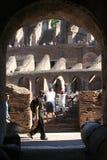 Detalle de Colosseum fotos de archivo