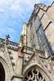Detalle de Dom Church en Utrecht, el Netherland Imagen de archivo