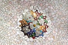 Detalle de Gaudi Imagen de archivo