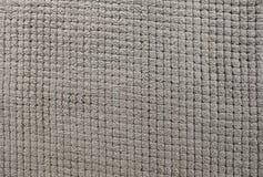 Detalle de Gray Fluffy Carpet Texture Background Foto de archivo
