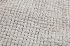 Detalle de Gray Fluffy Fabric Texture Background Imagen de archivo