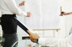 Detalle de hombres de negocios Fotografía de archivo libre de regalías