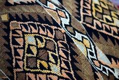 Detalle de la alfombra fotos de archivo