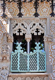 Detalle de la arquitectura de Barcelona Imagenes de archivo