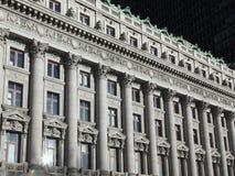 Detalle de la arquitectura de New York City Foto de archivo libre de regalías
