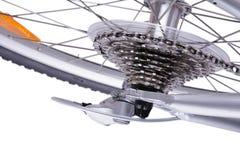 Detalle de la bici Foto de archivo