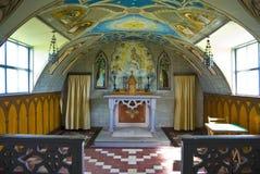 Detalle de la capilla italiana Fotos de archivo libres de regalías