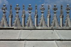Detalle de la catedral Fotos de archivo