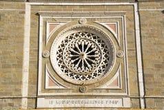 Detalle de la catedral Fotografía de archivo libre de regalías