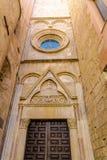 Detalle de la catedral de Cagliari Fotografía de archivo