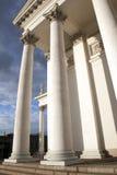 Detalle de la catedral de Helsinki Foto de archivo libre de regalías