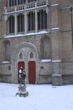 Detalle de la catedral de St Mary Fotos de archivo
