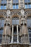 Detalle de la catedral en señor imagen de archivo libre de regalías