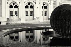 Detalle de la ciudad fotografía de archivo libre de regalías