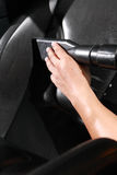 Detalle de la colada de coche Foto de archivo libre de regalías