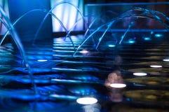 Detalle de la cubierta de la piscina Fotografía de archivo libre de regalías