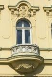 Detalle de la decoración de la fachada Fotografía de archivo libre de regalías