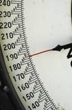 Detalle de la escala Fotografía de archivo libre de regalías
