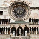 Detalle de la fachada del renacimiento Imagenes de archivo