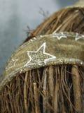 Detalle de la guirnalda de la Navidad Fotos de archivo libres de regalías