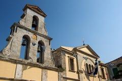 Detalle de la iglesia Imagen de archivo