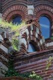 Detalle de la iglesia de Cristo Pantocrator Fotos de archivo libres de regalías