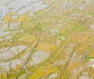 Detalle de la isla de Inisheer Foto de archivo libre de regalías