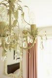 Detalle de la lámpara Foto de archivo libre de regalías
