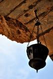 Detalle de la lámpara de Maaloula Fotos de archivo libres de regalías