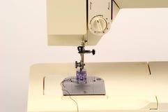 Detalle de la máquina de coser Foto de archivo