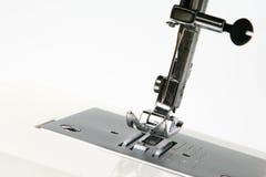 Detalle de la máquina de coser Imagen de archivo