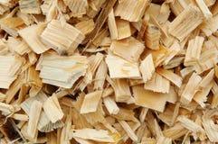 Detalle de la madera cortada Fotografía de archivo libre de regalías