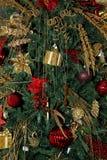 Detalle de la Navidad Foto de archivo libre de regalías