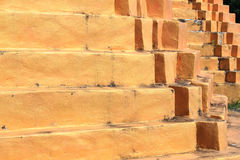 Detalle de la pagoda antigua Fotografía de archivo libre de regalías