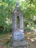 Detalle de la pagoda vieja, Songkhla, Tailandia Fotos de archivo libres de regalías